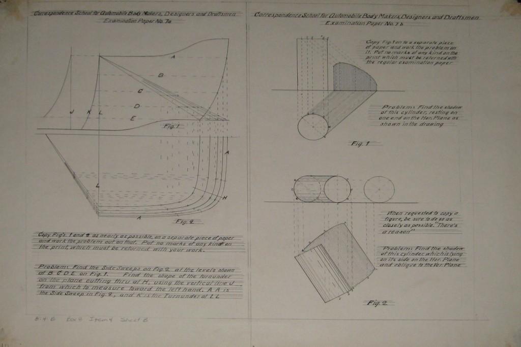 examination paper #7a 7b