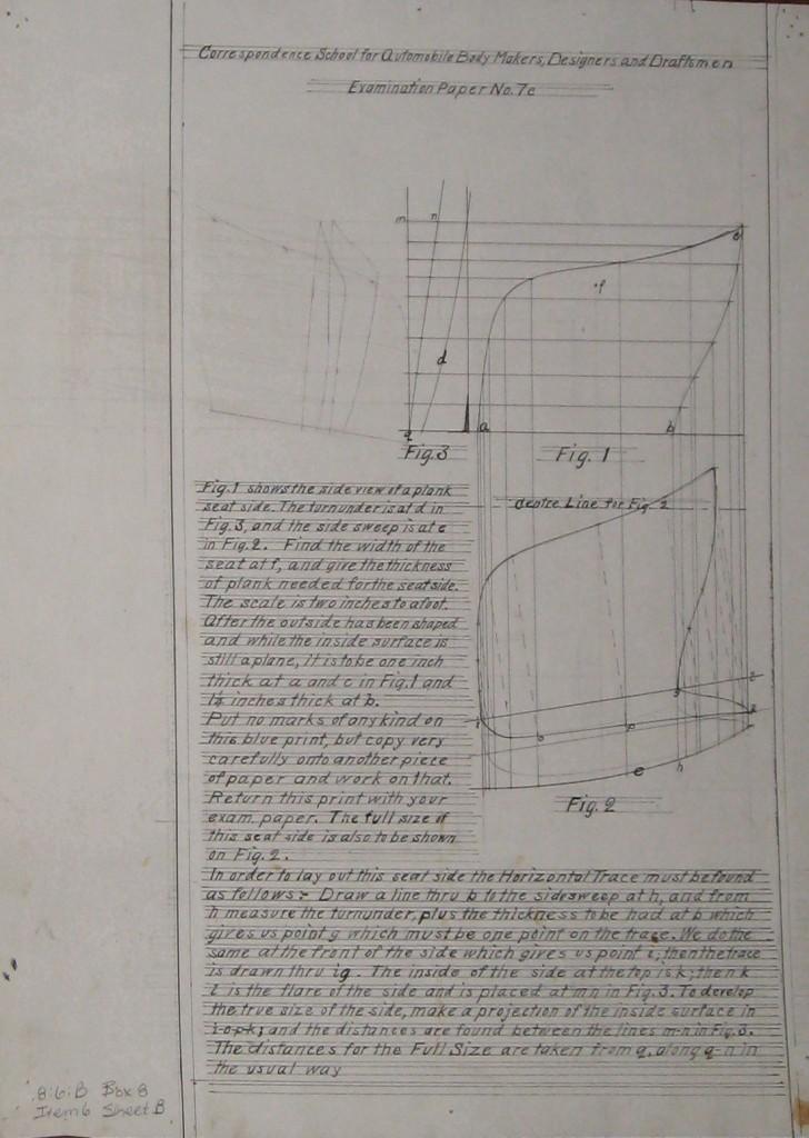 examination paper #7c